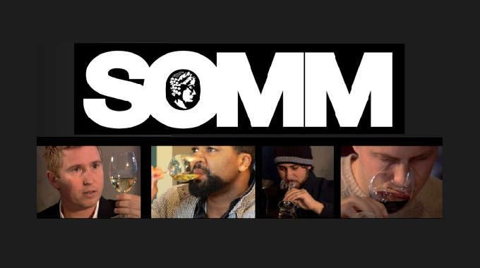 SOMM Screening & Wine Reception