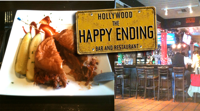 happy end happy ending Los Angeles, California