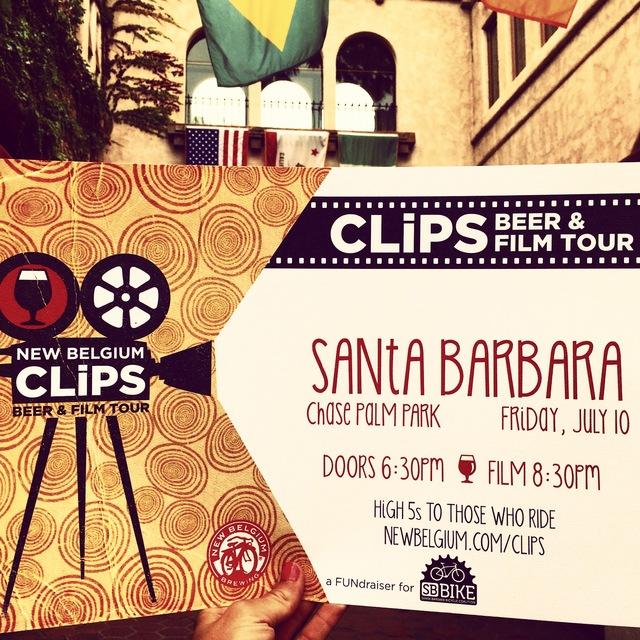 Clips Beer + Film Tour