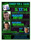 Comedy for a Cause: Relay for Life Delran Fundraiser
