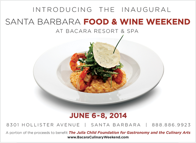 Santa Barbara Food & Wine Weekend: Meet the Experts