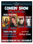 Valley Forge Casino: Double Headliner Show w/ Paul Venier & Peter Sasso