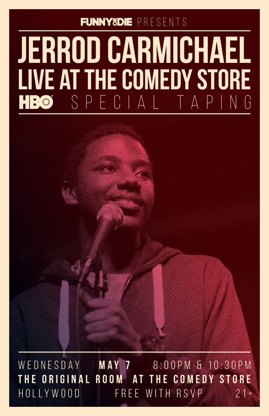 Jerrod Carmichael Live at The Comedy Store