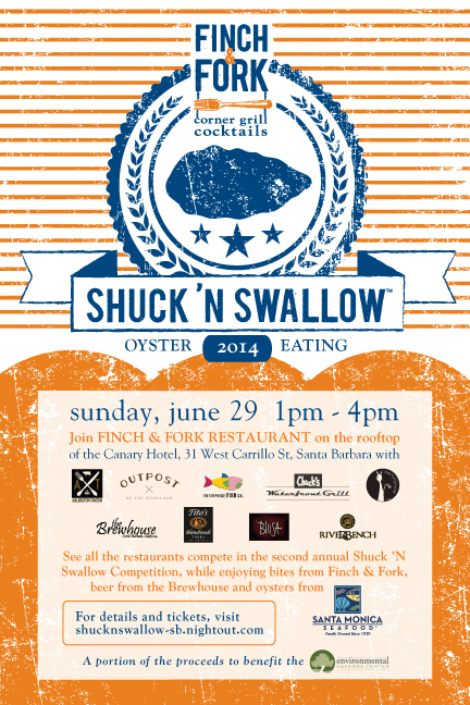 Second Annual Shuck 'N Swallow