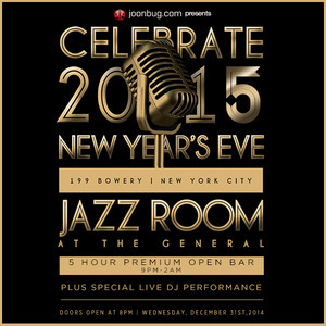 New Year S Eve 2015 At Jazz Room Jazz Room New York Ny