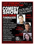 Lacey Storm: 2nd Annual Comedy Fundraiser